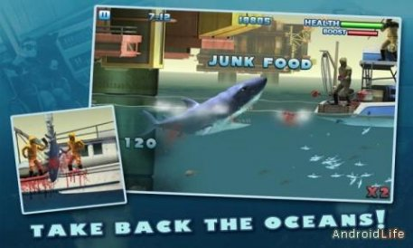 Hungry Shark 3 для Андроид
