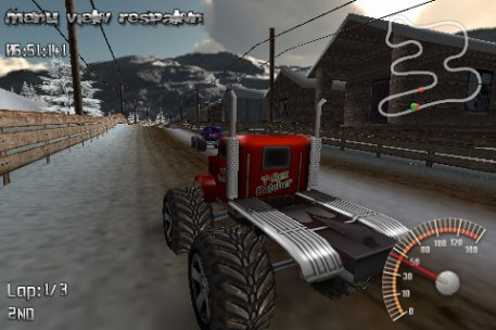 Monster Truck Rally 3D Android