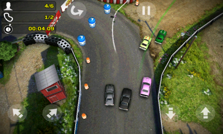 Reckless Racing 2 для Android