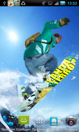 Good Point: Snowboarding HD  для Android