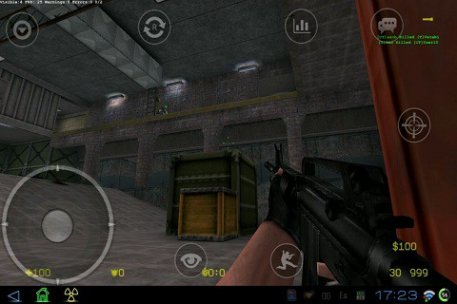 Counter Strike Portable для Android