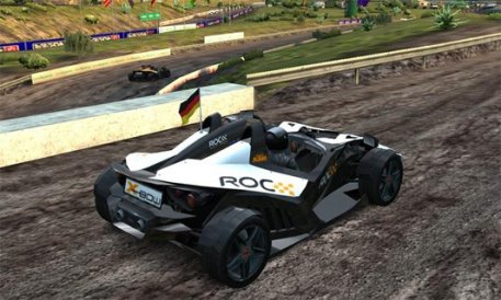 Race Of Champions + кэш для Android
