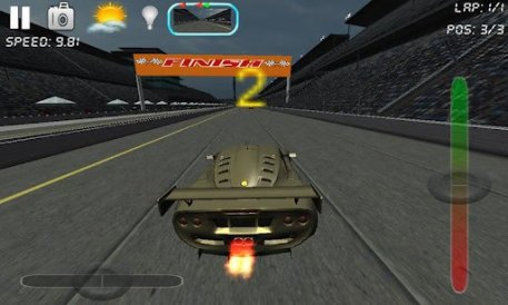 Race n Chase 3D гонки для Android