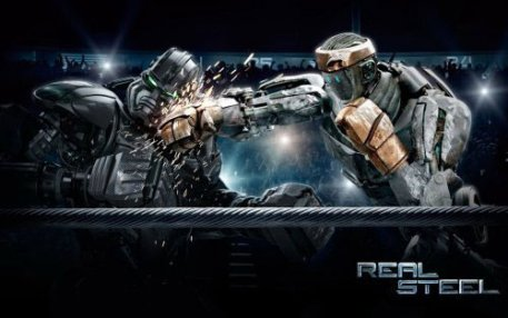 Real Steel HD + кэш для Android